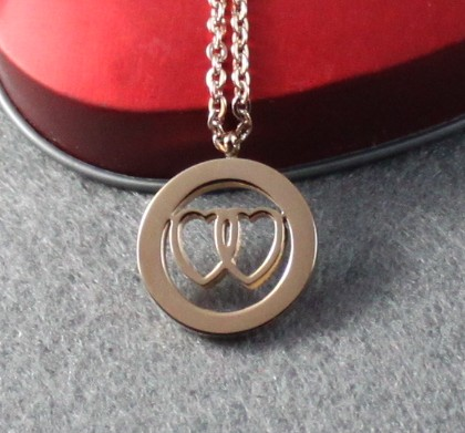 S.Steel Necklace